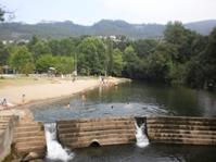 Praia Fluvial de Burgães em Vale de Cambra