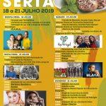 Festival de Gastronomia da Sertã 2020