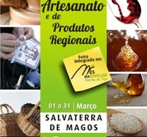 Mostra de Artesanato e produtos da Região de Salvaterra de Magos