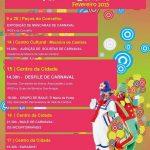 Programa Carnaval 2015 em Vale de Cambra