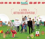 Festival da Comida Continente no Verão de 2020