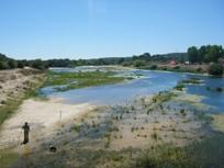Praia-Fluvial Couço
