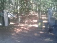 O que resta do Parque de Campismo de Serrazes!
