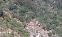 Passadiço do Paiva já tem a maior ponte pedonal suspensa!