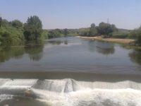 Praia fluvial de Mora ou da Ponte do Paço em Mora