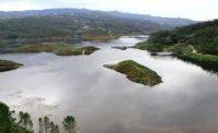 Praia Fluvial do Vau e Rodo já não existem devido á barragem da Ermida/Ribeiradio