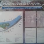 Praia Fluvial de Sandomil e Zona de Lazer  – Seia