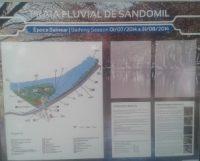 Praia Fluvial e Zona de Lazer de Sandomil – Seia