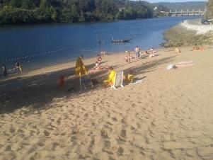 Praia Fluvial Crestuma