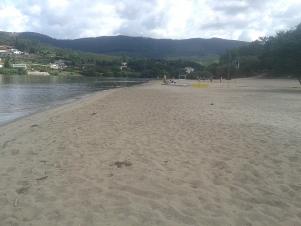 Areal Praia Fluvial da Lomba