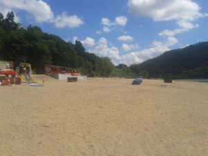 Praia Fluvial Zebreiros