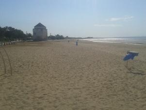 Praia Fluvial Moinhos em Alcochete