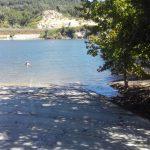 Praia Fluvial Casal de Sejães na Barragem da Ermida/Ribeiradio
