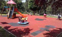 Parque da N. Srª da Ouvida em Viadal, Cepelos, Vale de Cambra