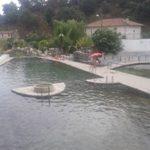 Praia Fluvial de Ançã, Cantanhede – Piscina Fluvial no Centro da Vila