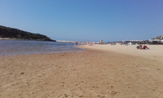 Praia Fluvial Foz do Lisandro