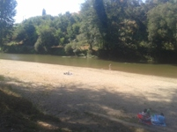 Praia Fluvial Souto do Rio