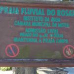 Praia Fluvial do Rosário na Moita – Praia de extenso areal