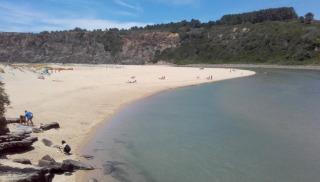 Praia Fluvial de Odeceixe