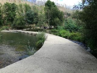 Praia Fluvial de Cornicovo