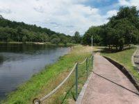 Praia Fluvial de Ponte da Barca, a Zona Ribeirinha e Lazer