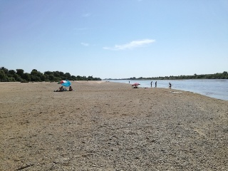 Praia Fluvial da Chamusca