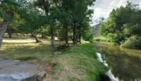 Praia Fluvial e Parque Campismo do Covão da Ponte – Manteigas
