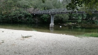 Praia Fluvial de Ourondo