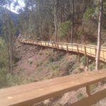Passadiço do Paiva vai ter a maior ponte pedonal suspensa em 2020