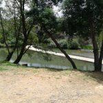 Praia Fluvial de Cornicovo, entre as aldeias de Hombres e Laborins – Penacova