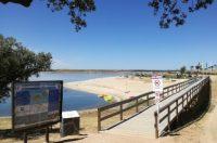 Praia Fluvial de Mourão no Alqueva – Évora