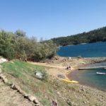 Praia Fluvial de Fontes – Abrantes – Barragem Castelo de Bode