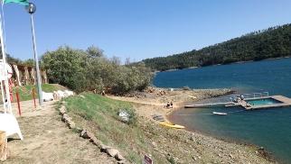 Praia Fluvial de Fontes