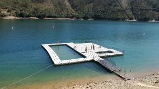 Praia Fluvial do Lago Azul