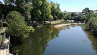 Praia Fluvial e Parque de Lazer das Taipas – Caldas das Taipas – Guimarães