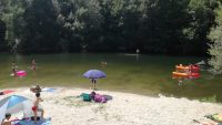 Praia Fluvial da Rola – Porto D'Ave – Taíde – Póvoa de Lanhoso
