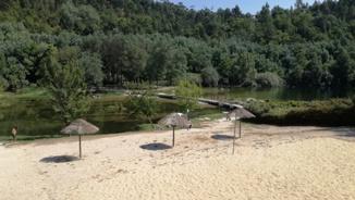 Praia Fluvial de Verim