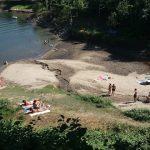 Praia Fluvial de São Pedro, Granja e Paços – Rio Caldo – Gerês