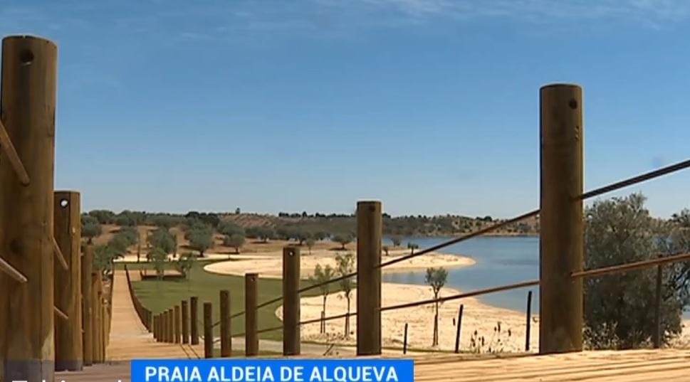 Praia Fluvial Alqueva