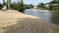 Praia Seca e seu Parque de Lazer – Caldas das Taipas – Guimarães
